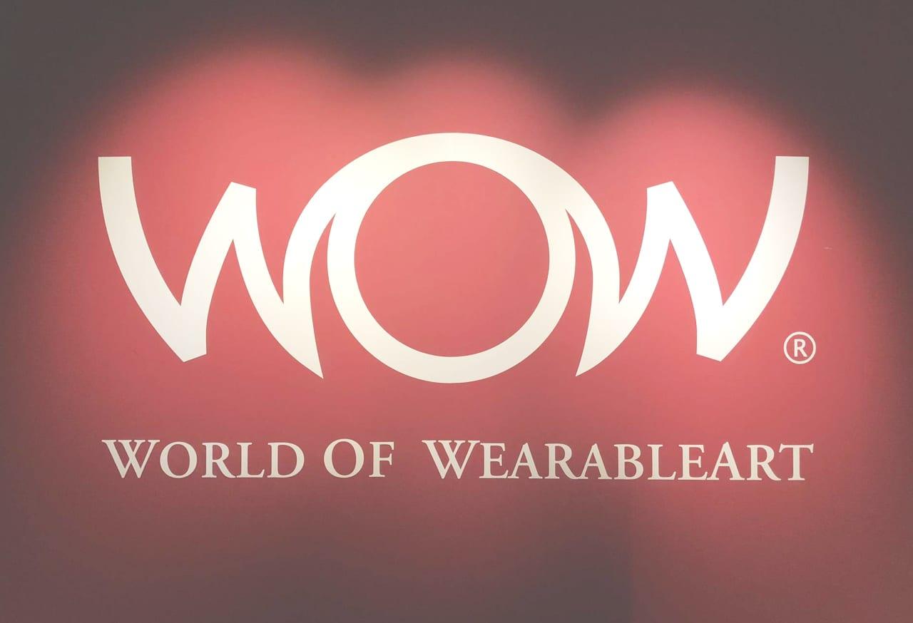 World of Wearable Art. Выставка в Эрарте, Санкт-Петербург