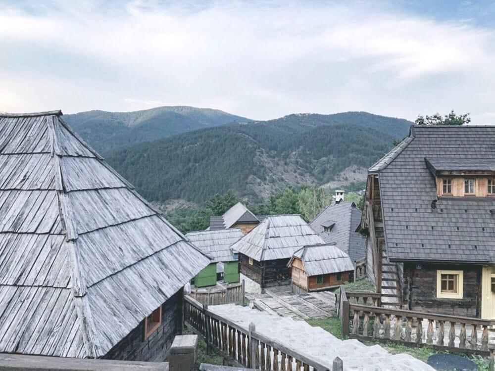 Дрвенград: в гостях у Эмира Кустурицы