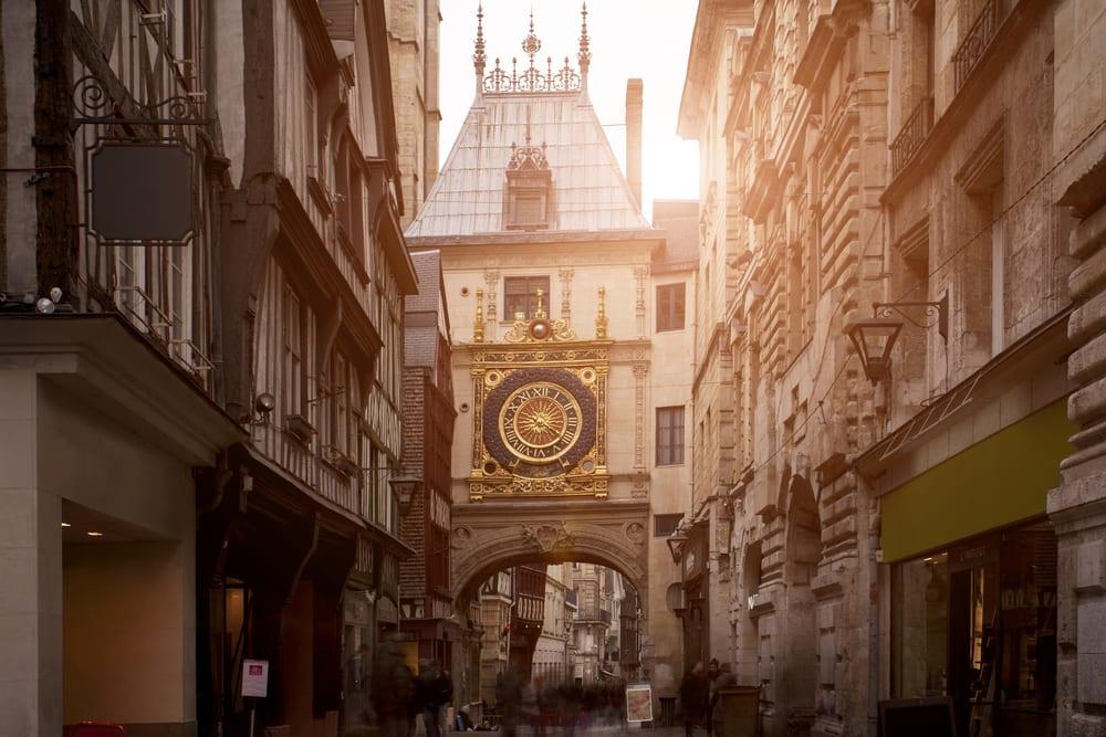 Выходные в Нормандии: по следам парижской богемы