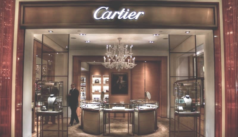 Crush watch, пантеры и много удачи бренда Cartier