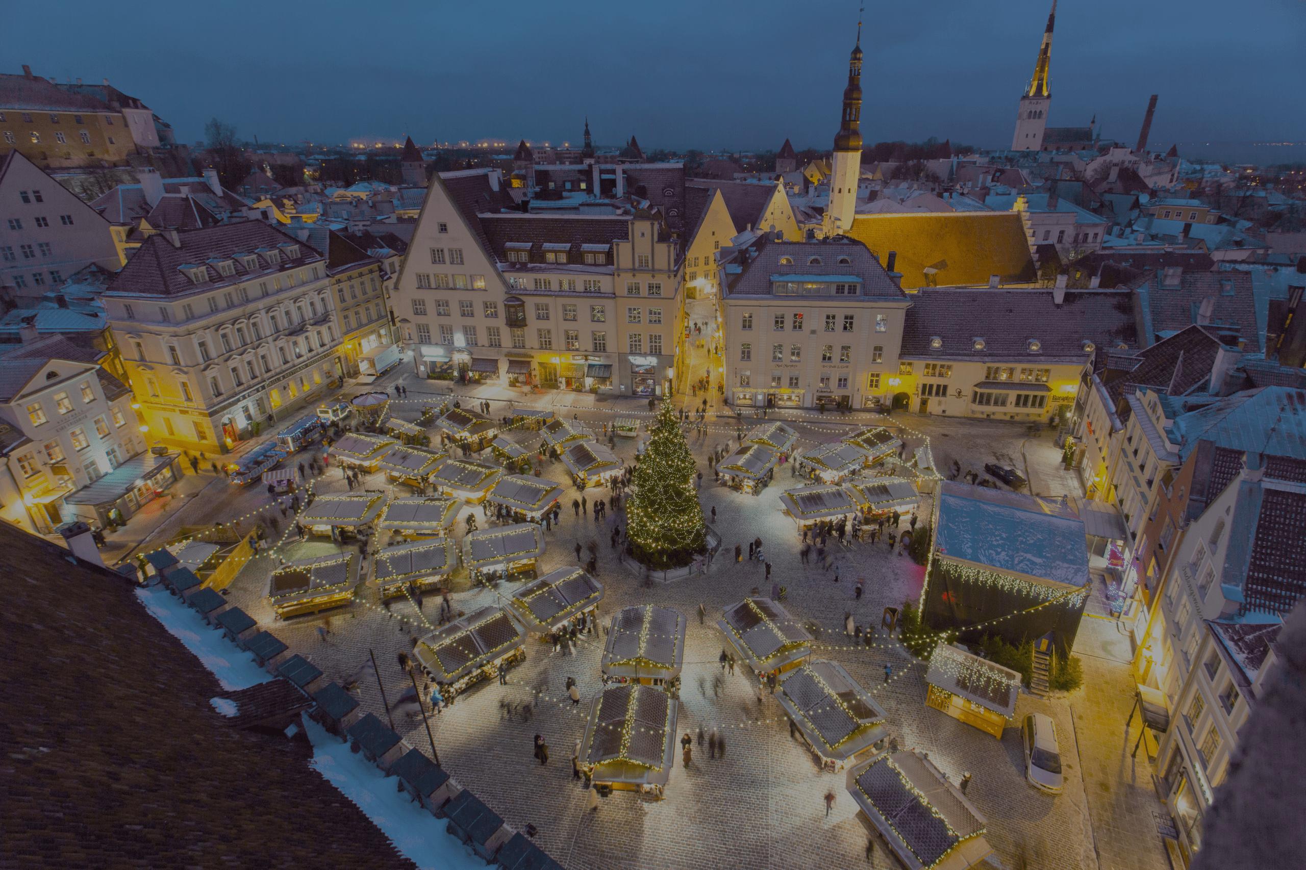 За новогодним настроением: гид по рождественским ярмаркам Европы