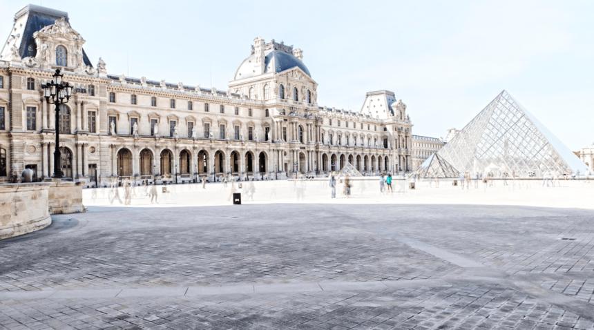 Столица искусства на новогодние праздники – Париж