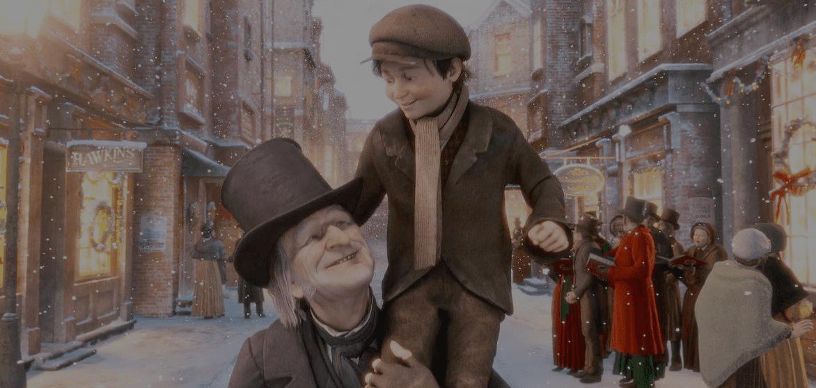Рождественская история: воспитание героя от Роберта Земекиса
