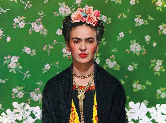 Фрида Кало на приеме у психолога