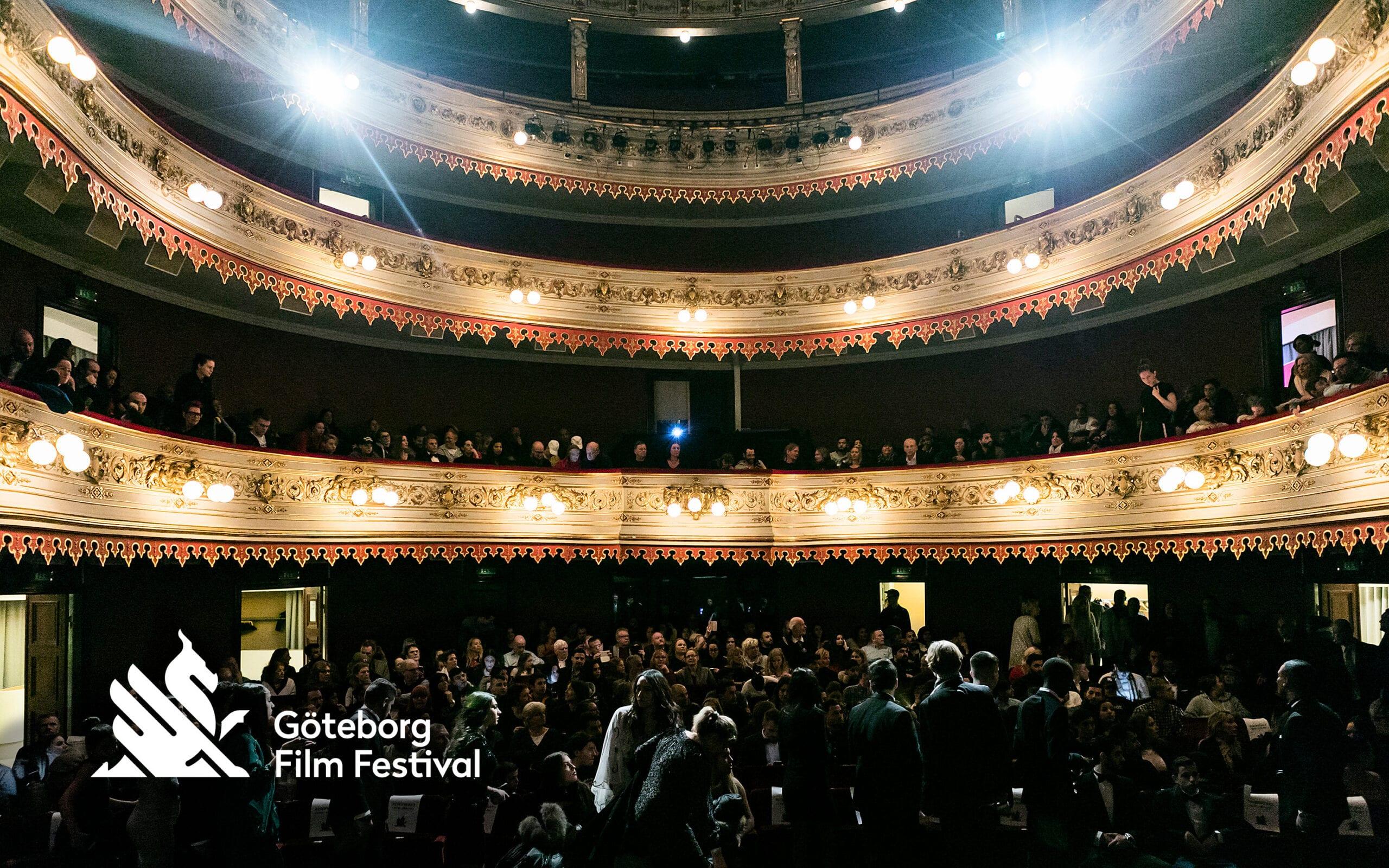 Стеллан Скарсгард получил почетную награду на кинофестивале в Гетеборге