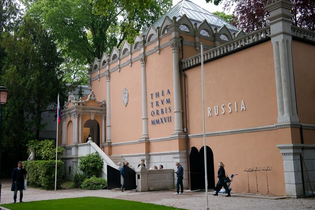 Павильон России на 17-й Венецианской архитектурной биеннале будут реконструировать и делать «независимым»