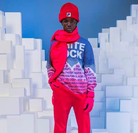 Новая коллекция бренда Fila вдохновлена первым человеком, покорившим Эверест