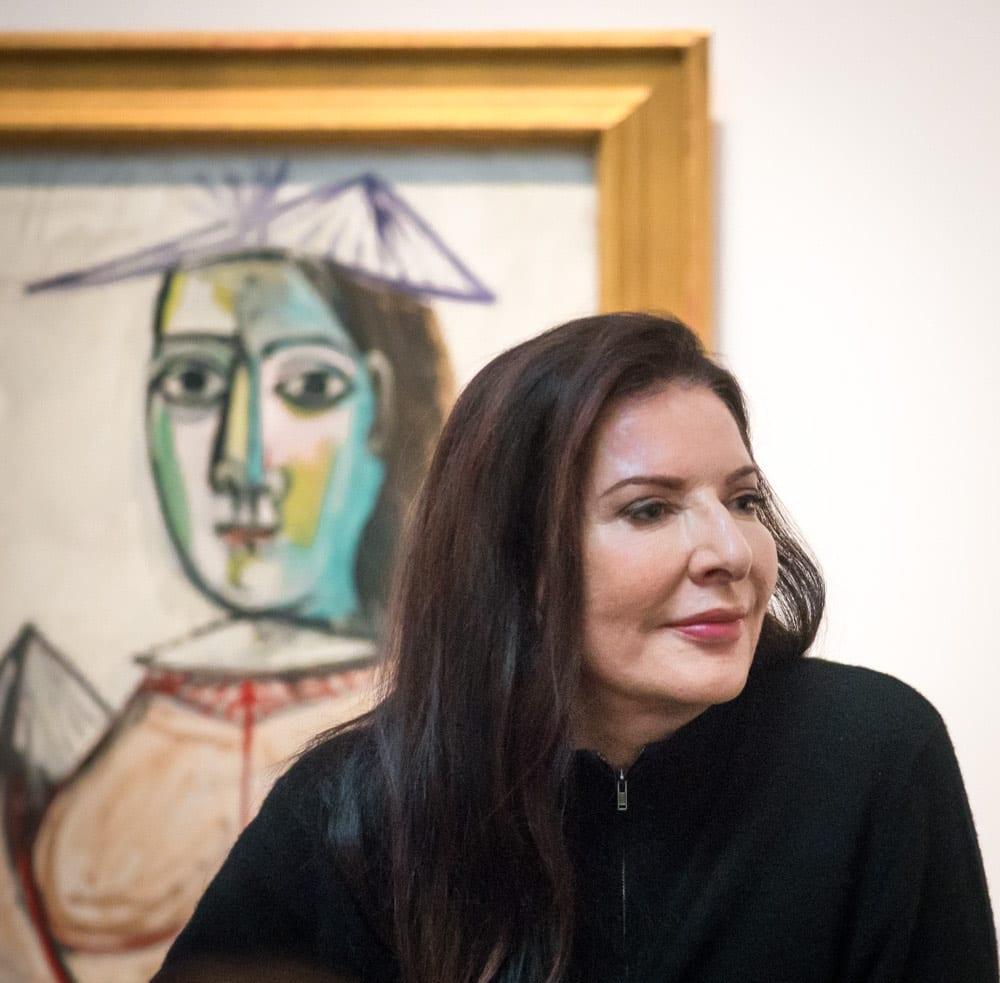 Марина Абрамович примет участие в новом проекте Новой Третьяковки