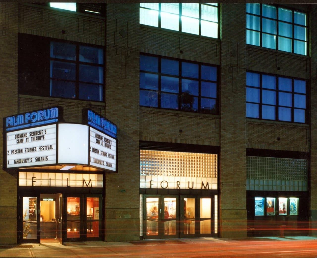 Film Forum в Нью-Йорке получил миллион долларов в подарок
