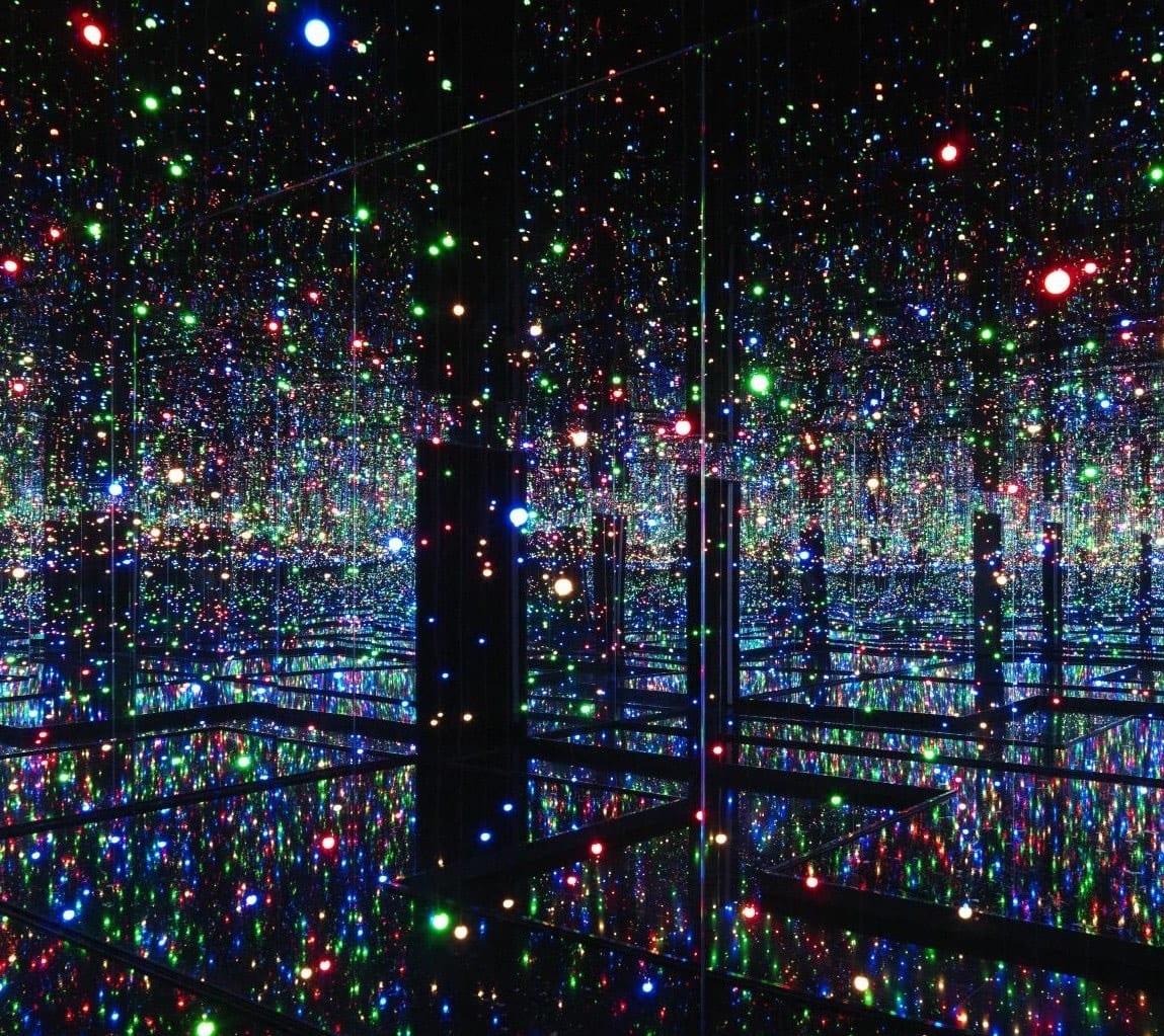 Инсталляции Яёи Кусамы покажут в лондонской галерее Тейт