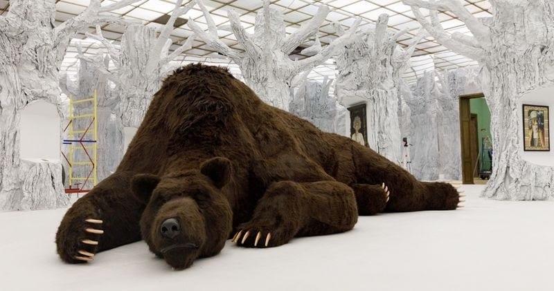Путешествие по миру русского фольклора на выставке в Третьяковской галерее
