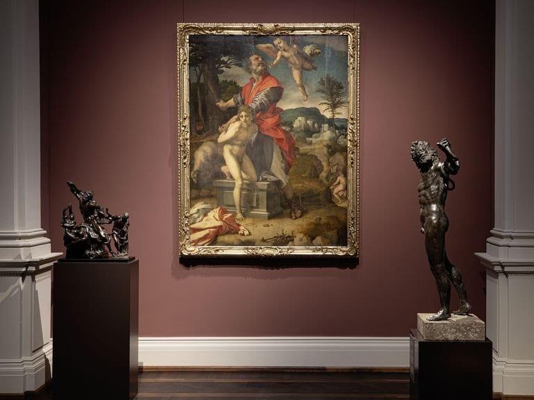 Музей в Дрездене, в котором хранятся полотна Яна Вермеера, откроется после реконструкции