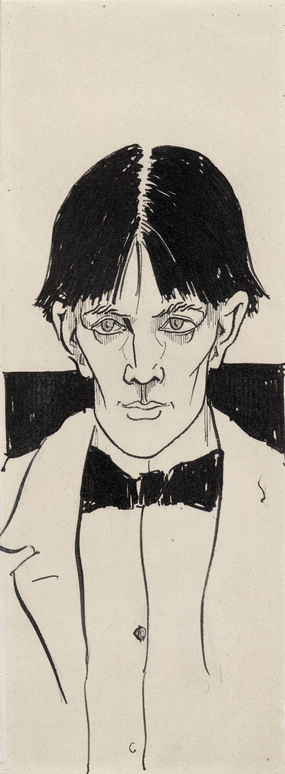 В Британской галерее Тейт открывается выставка Обри Бердслея