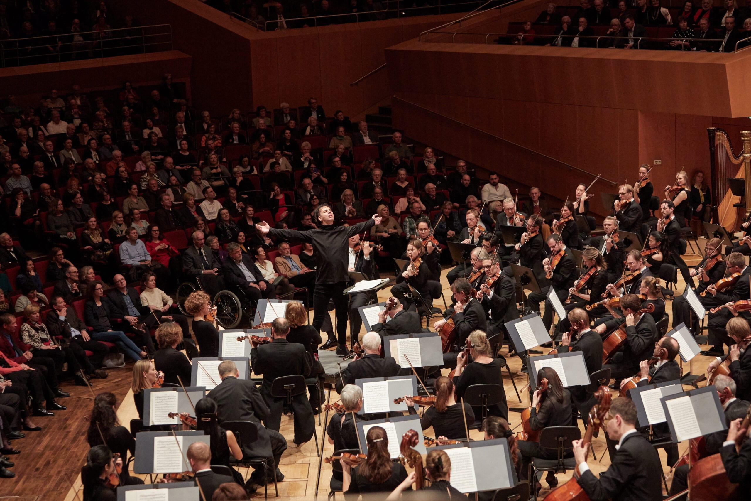 Концерты SWR Symphonieorchester и Теодора Курентзиса в Люцерне и Турине отменены