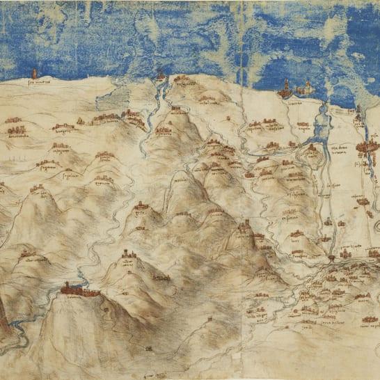 Выставка «Акварель эпохи Возрождения: от Дюрера до Ван Дейка»