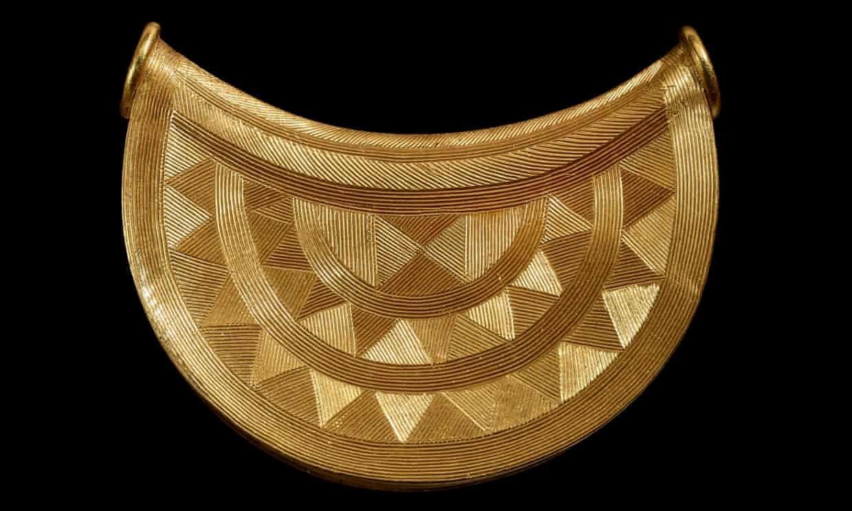 Британский музей выкупил трехсотлетнюю «Шропширскую подвеску» – одну из самых важных находок бронзового века
