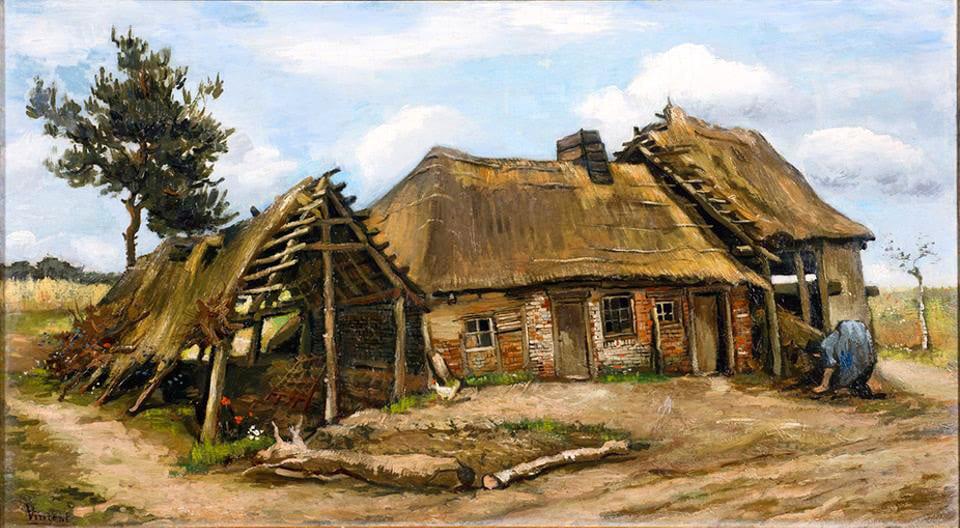 Европейская ярмарка изящных искусств: картина Ван Гога продана за 15 миллионов евро