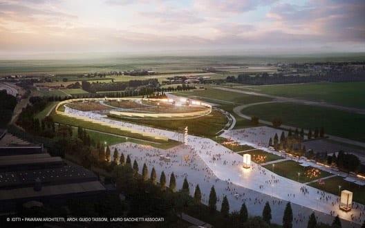 В Италии строят самую большую открытую концертную площадку в Европе