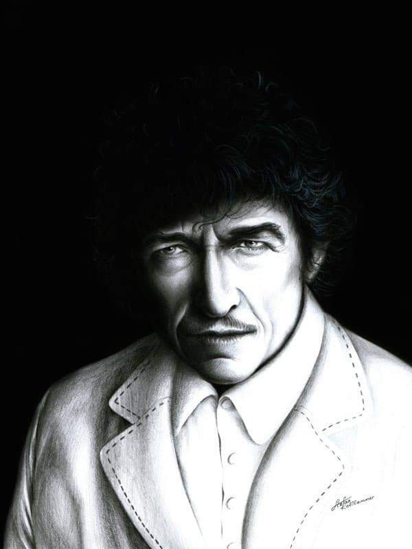 Боб Дилан впервые за 8 лет выпустил новую песню Murder Most Foul