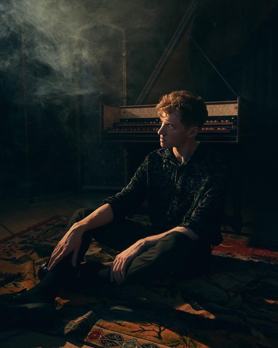 Кирилл Рихтер даст онлайн-концерт в воскресенье