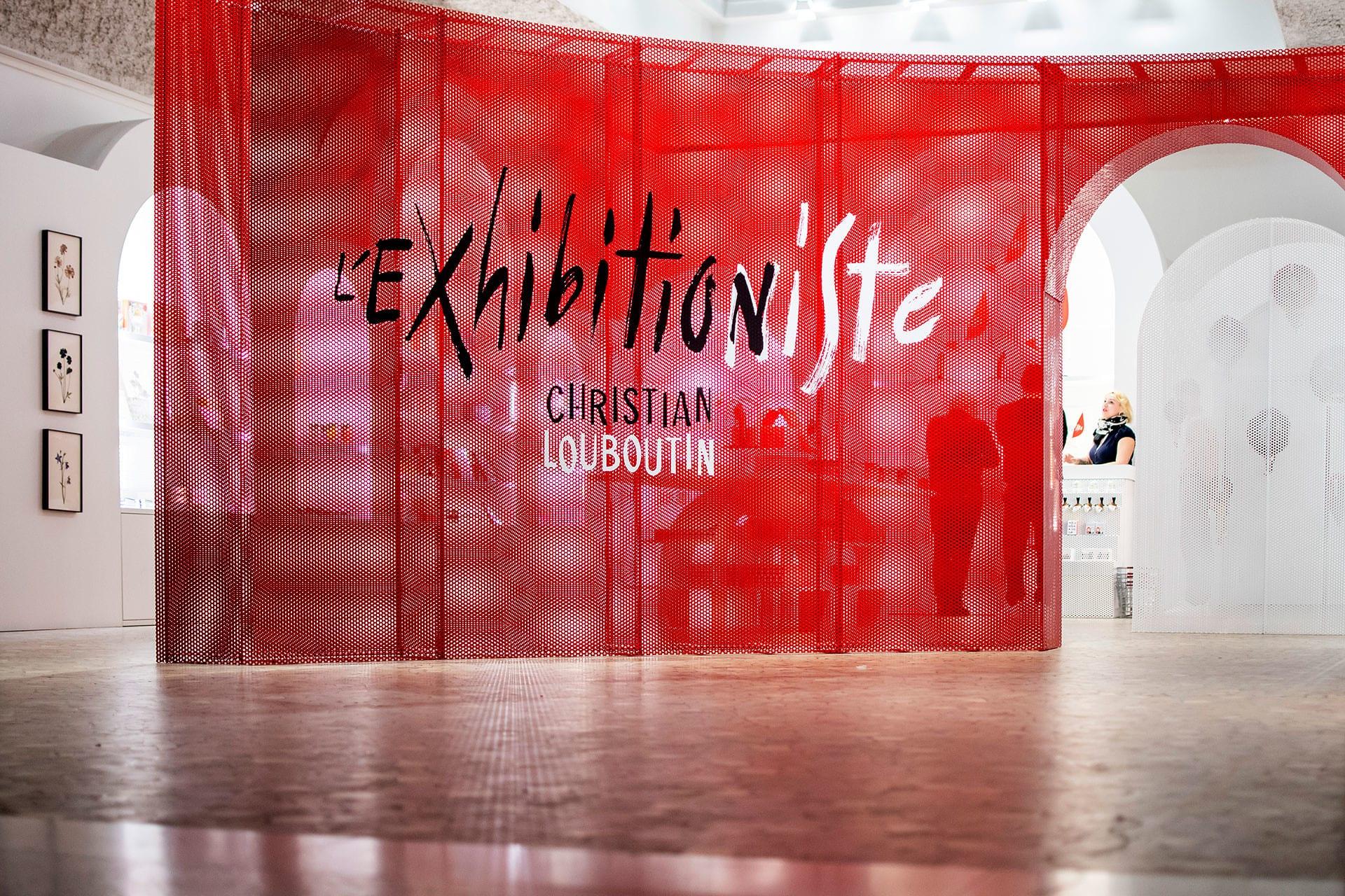 Выставка Кристиана Лубутена в Париже: еще есть шанс увидеть