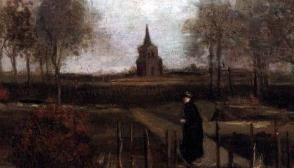 В Голландии похитили полотно Ван Гога