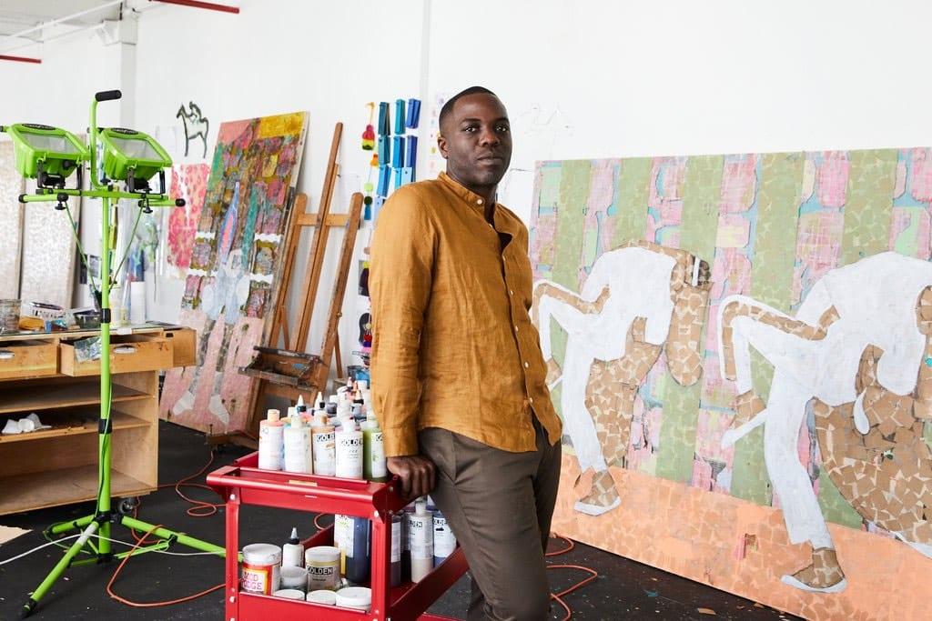Галерея Нью-Йорка требует у художника Дерека Форджура 20 работ за $20000