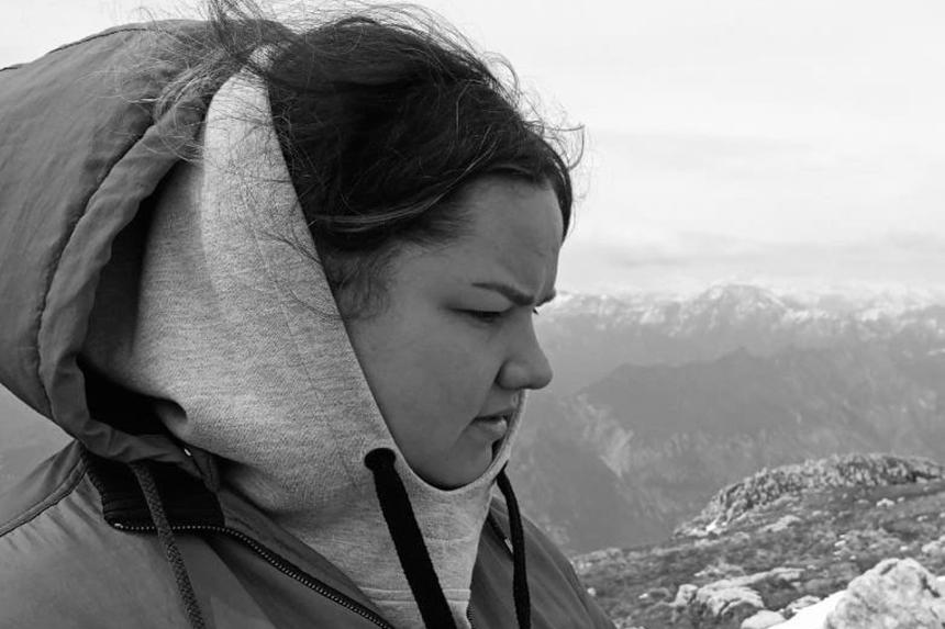 Художница Анастасия Сажина: «Именно на Севере я окончательно поняла, что хочу быть художником»