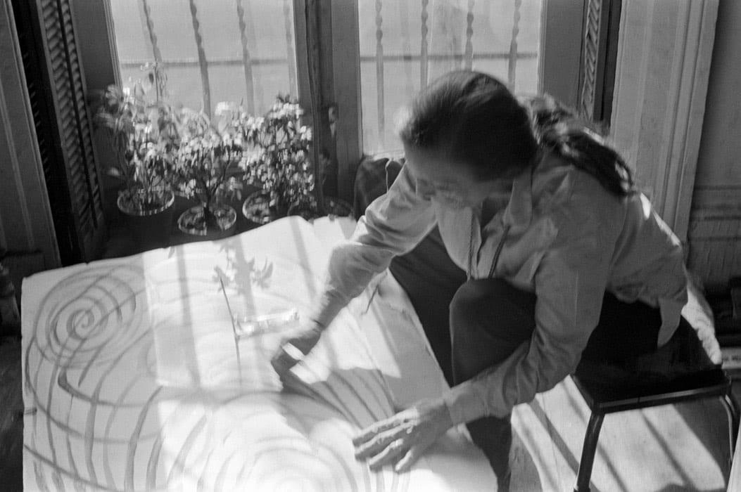 Как художница Луиза Буржуа избавлялась от стресса