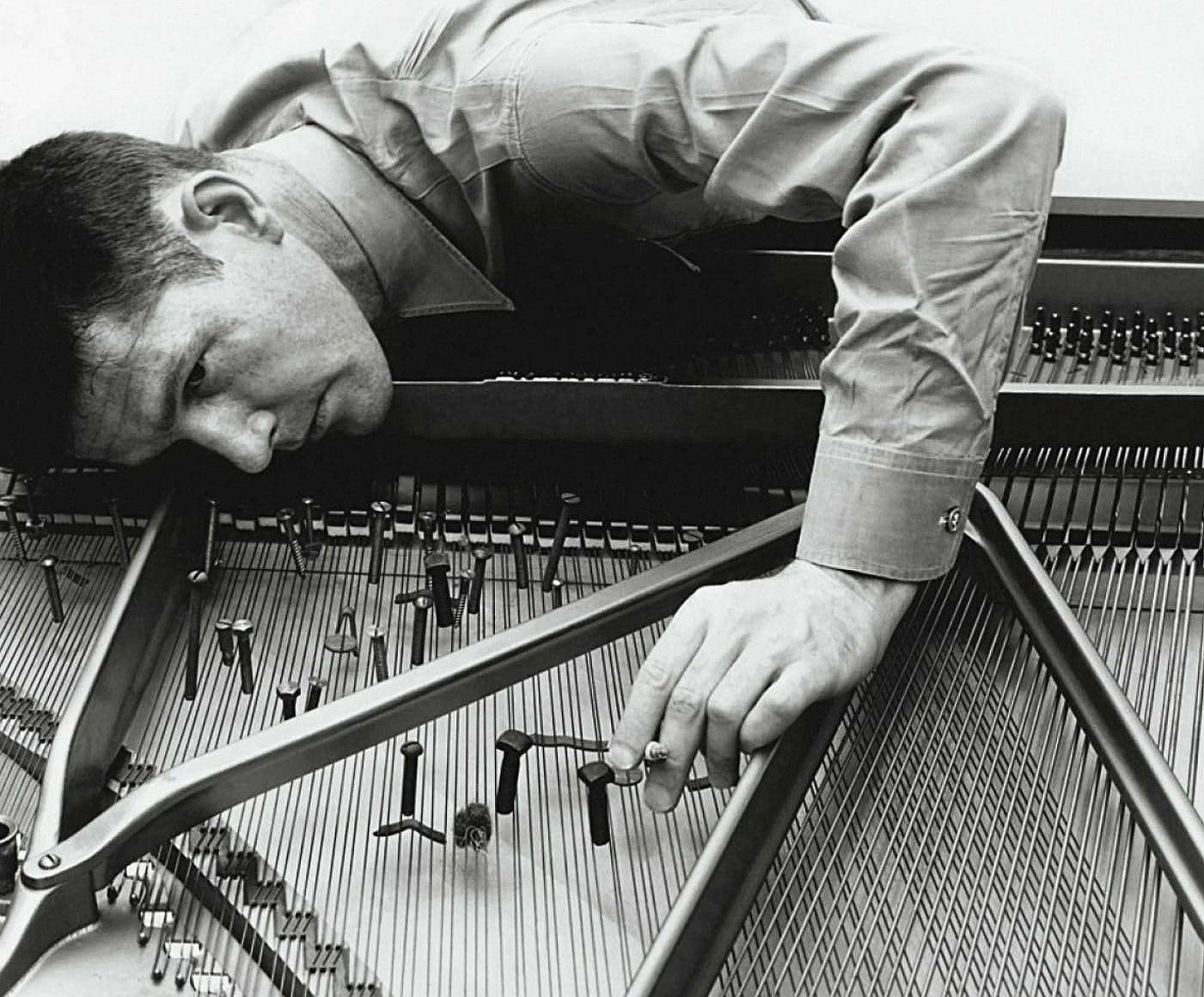 Звуковые эксперименты 20-го века как данность в современной музыке