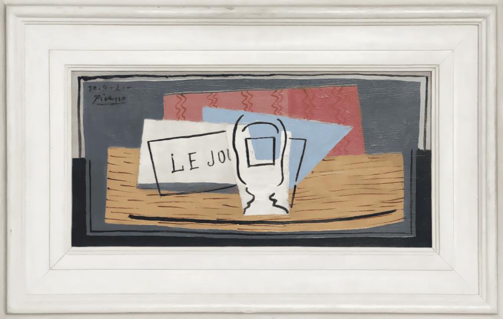 Картину Пикассо за €1 млн разыграют в лотерее по €100 за билет