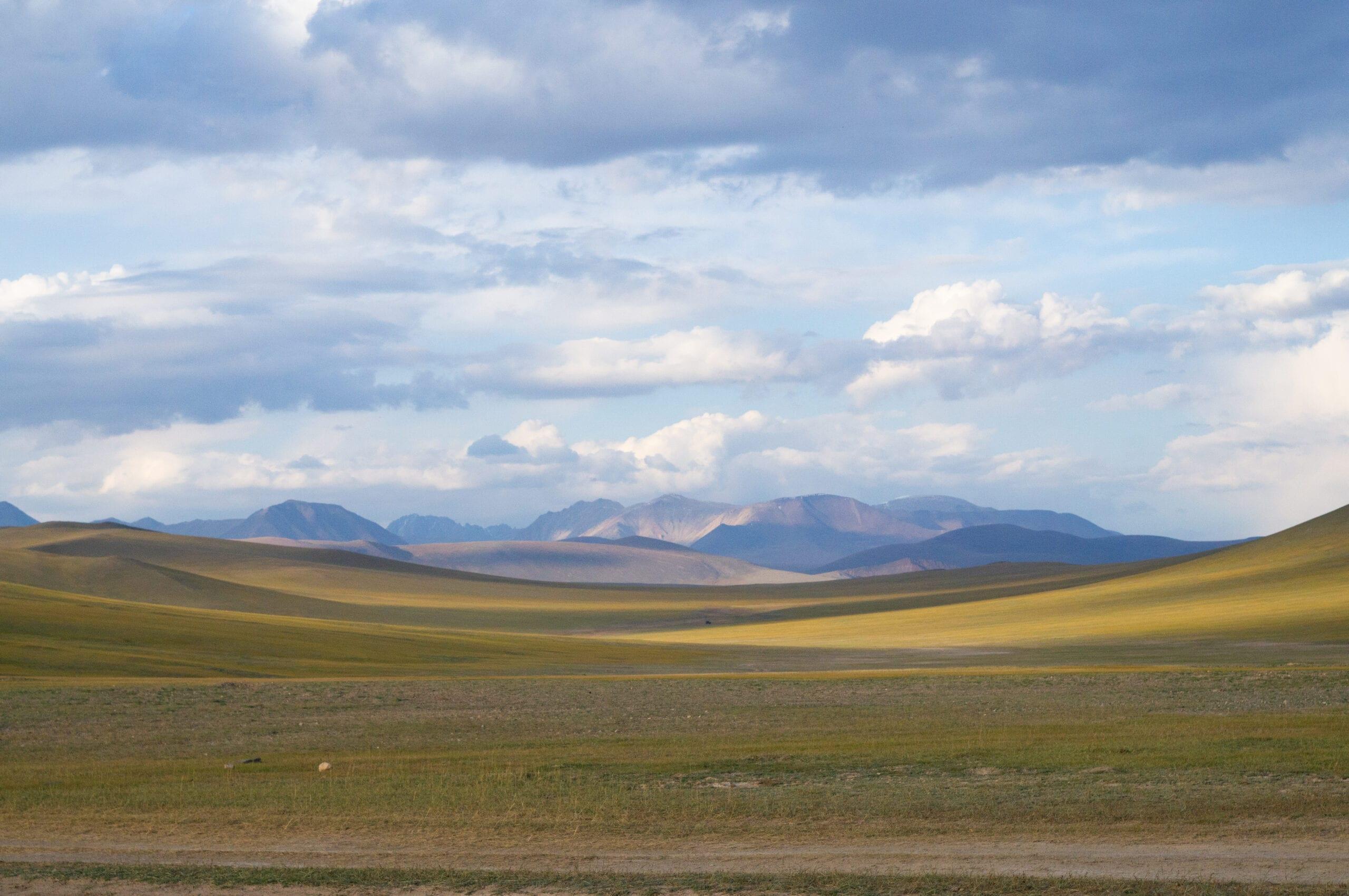 Путешественница Мария Денисова о Монголии: «Мама, я в нигде»
