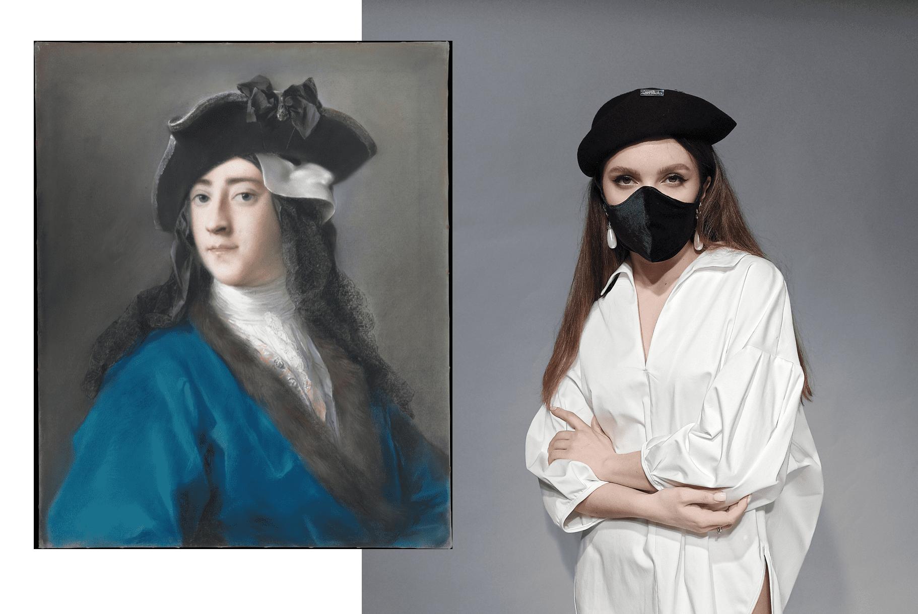 Марина Скульская: «Фэшн-маскировка – от дизайнерских аксессуаров до паранджи»