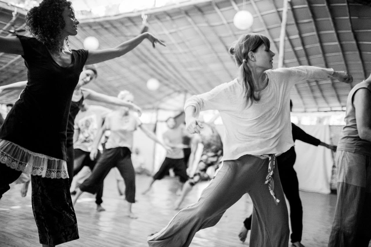 Коронавирус не помешает провести фестиваль импровизированного танца в Сеуле
