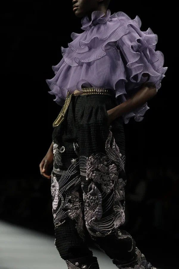London Fashion Week пройдет онлайн и будет гендерно нейтральной