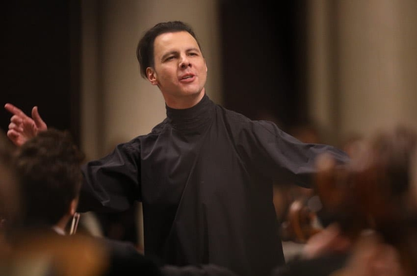 Теодор Курентзис и оркестр musicAeterna запустили цифровую концертную площадку