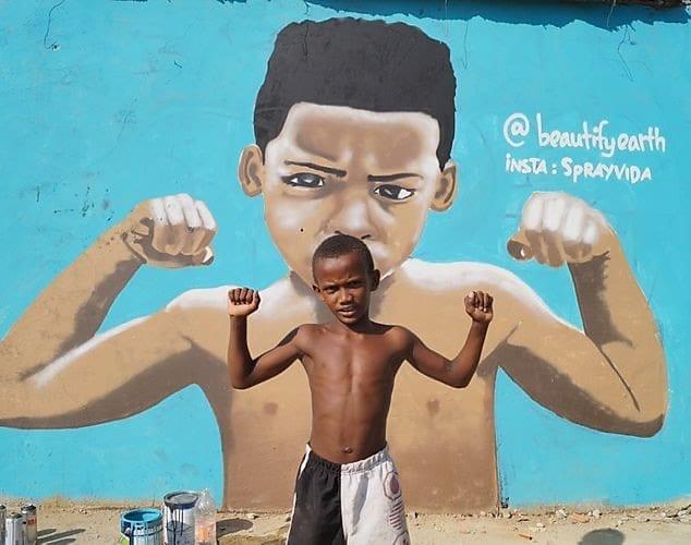 Проект Back to the street поддержит уличных художников