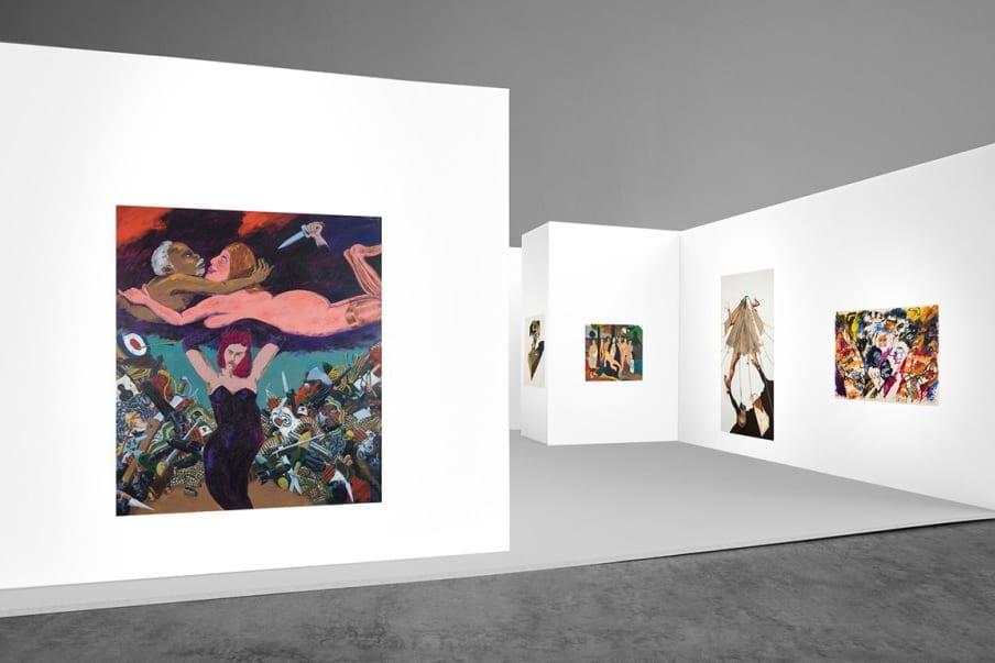 Подведены итоги работы арт-ярмарки Frieze New York
