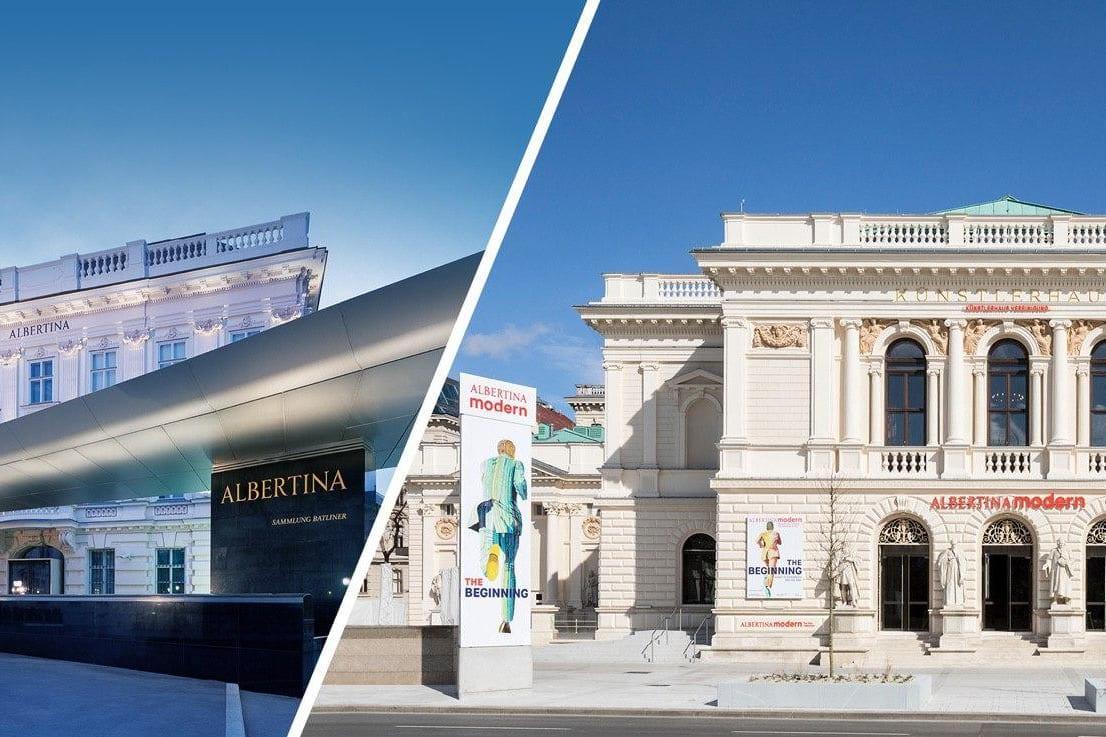27 мая открываются венские музеи Albertina и Albertina Moderne