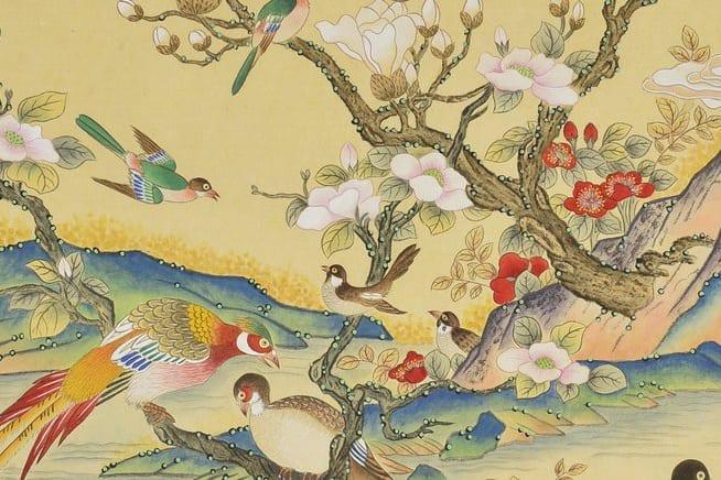 Тигр-дурак, куклы «ту» и каллиграфия: традиционное изобразительное искусство Кореи