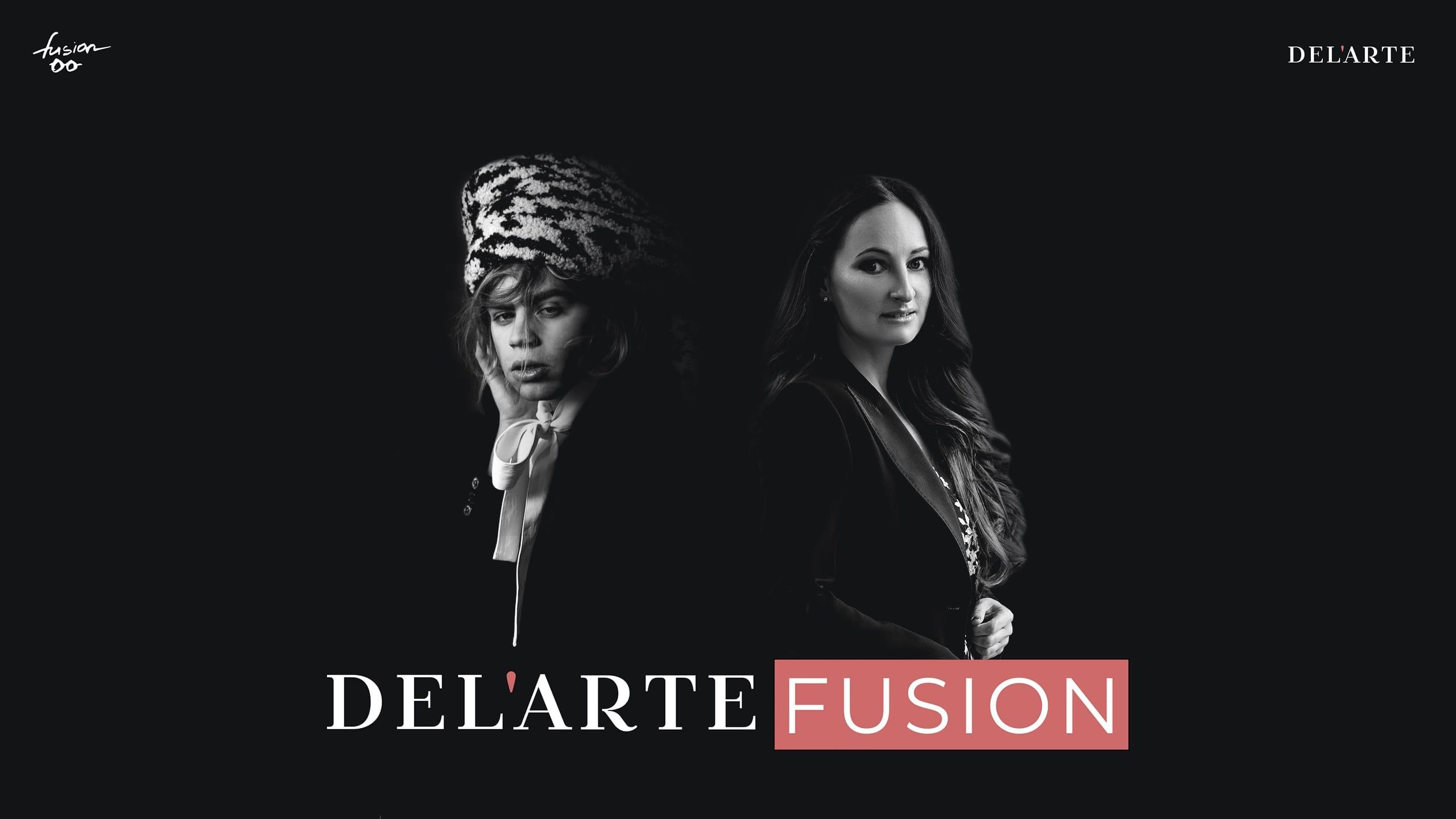 DEL'ARTE fusion. «Искусство спасает»