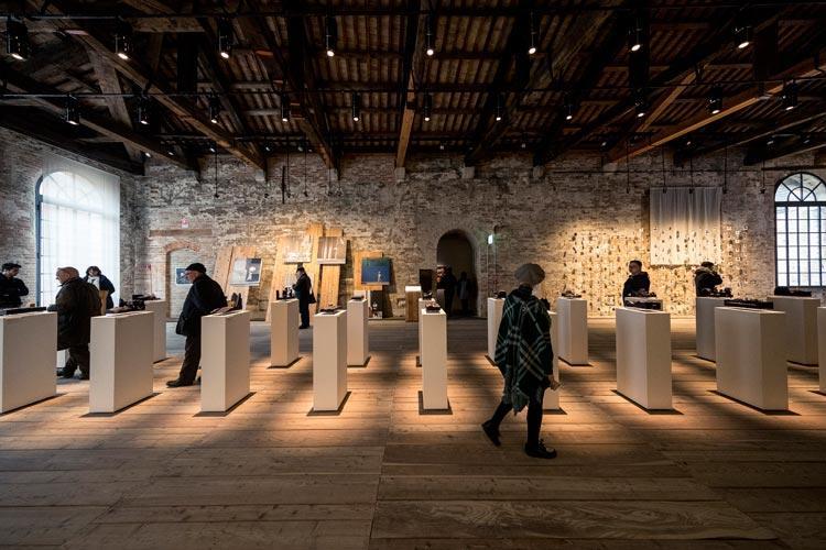 Названы новые даты проведения архитектурной и художественной биеннале в Венеции