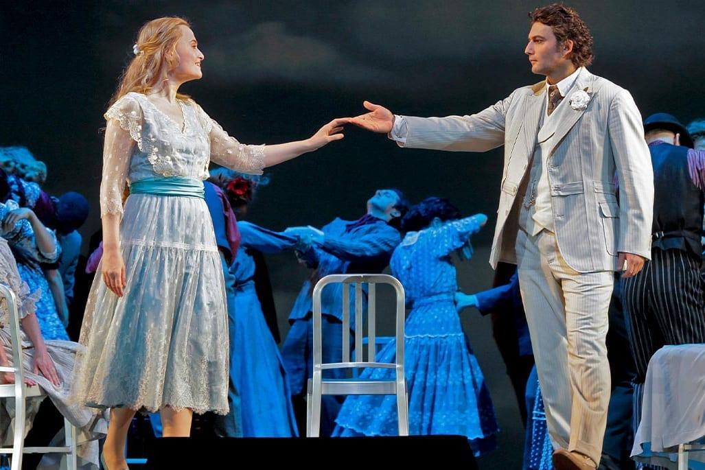 Метрополитен-опера объявила расписание трансляций с 26 мая по 1 июня