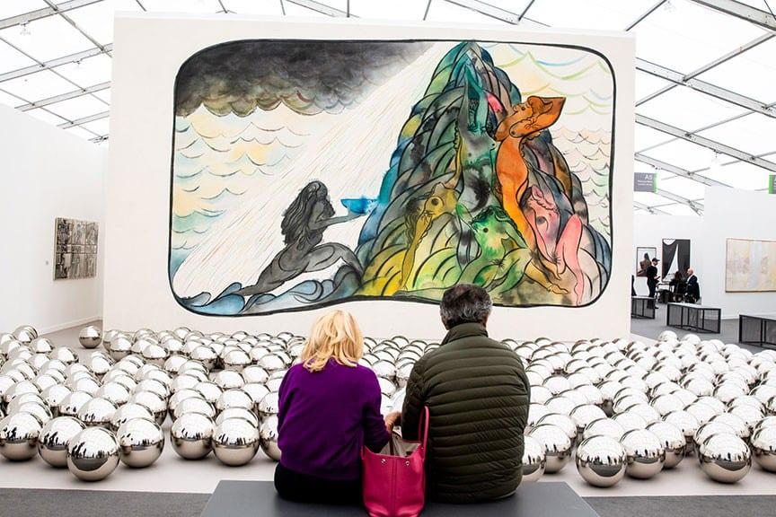 Искусствовед Джейсон Фараго рассказал о провале арт-ярмарок