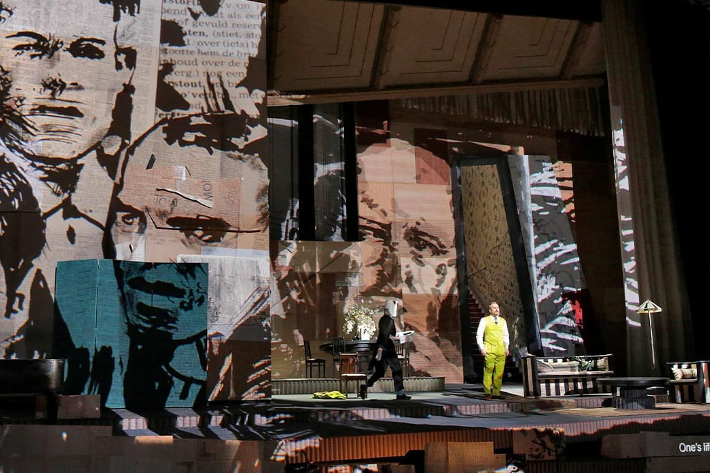 Метрополитен-опера объявила расписание трансляций со2по8июня