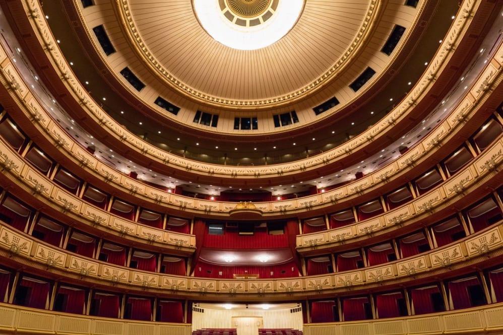 Расписание трансляций Венской оперы виюне