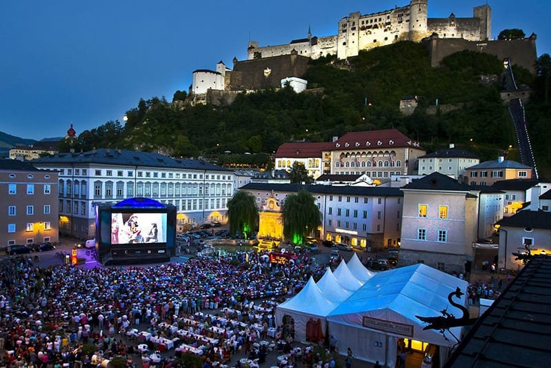 Зальцбургский фестиваль представил сокращенную программу