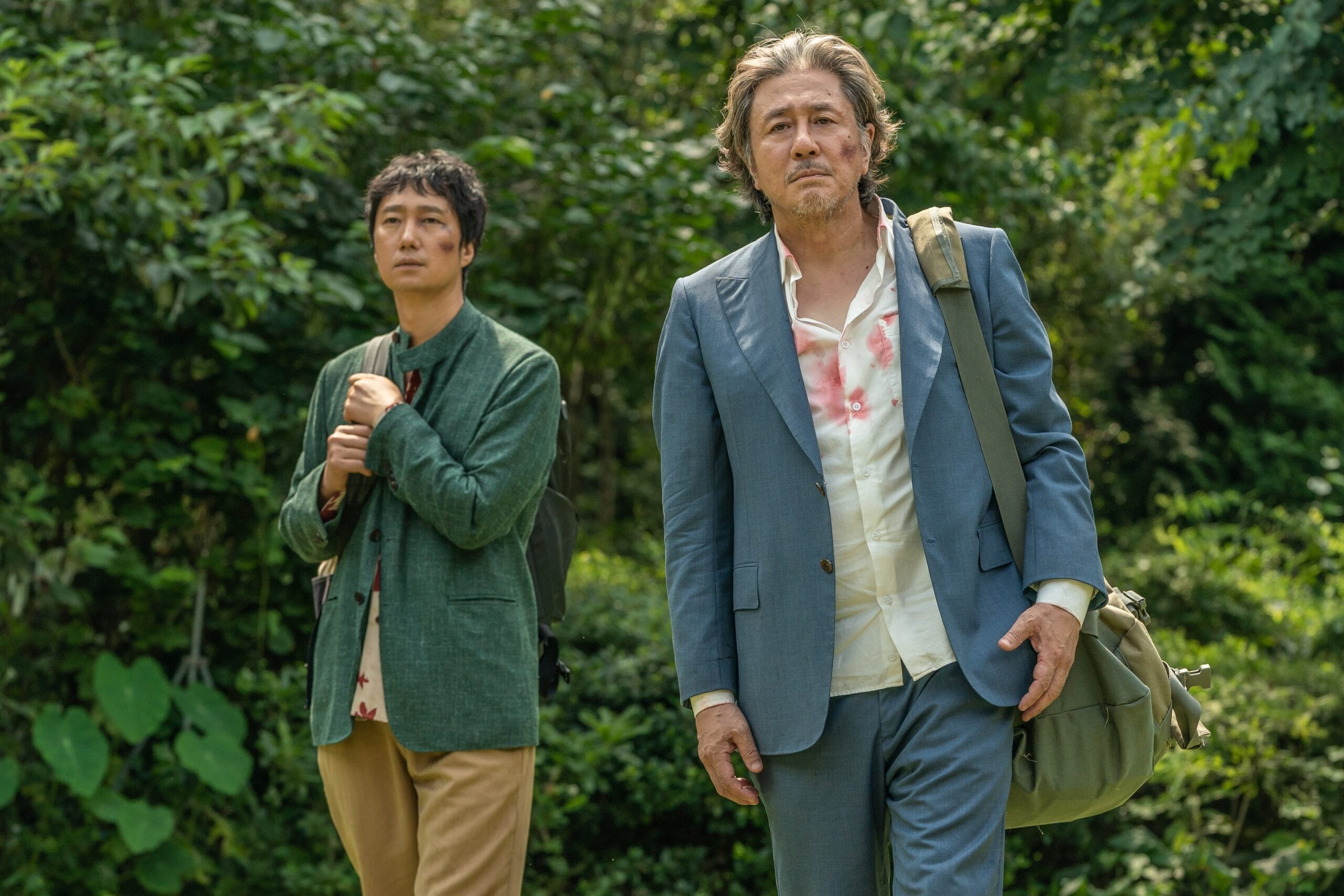 Какие корейские фильмы представят наMarché duFilm