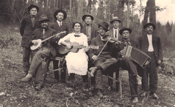 Мудрая кровь: песни американского юга
