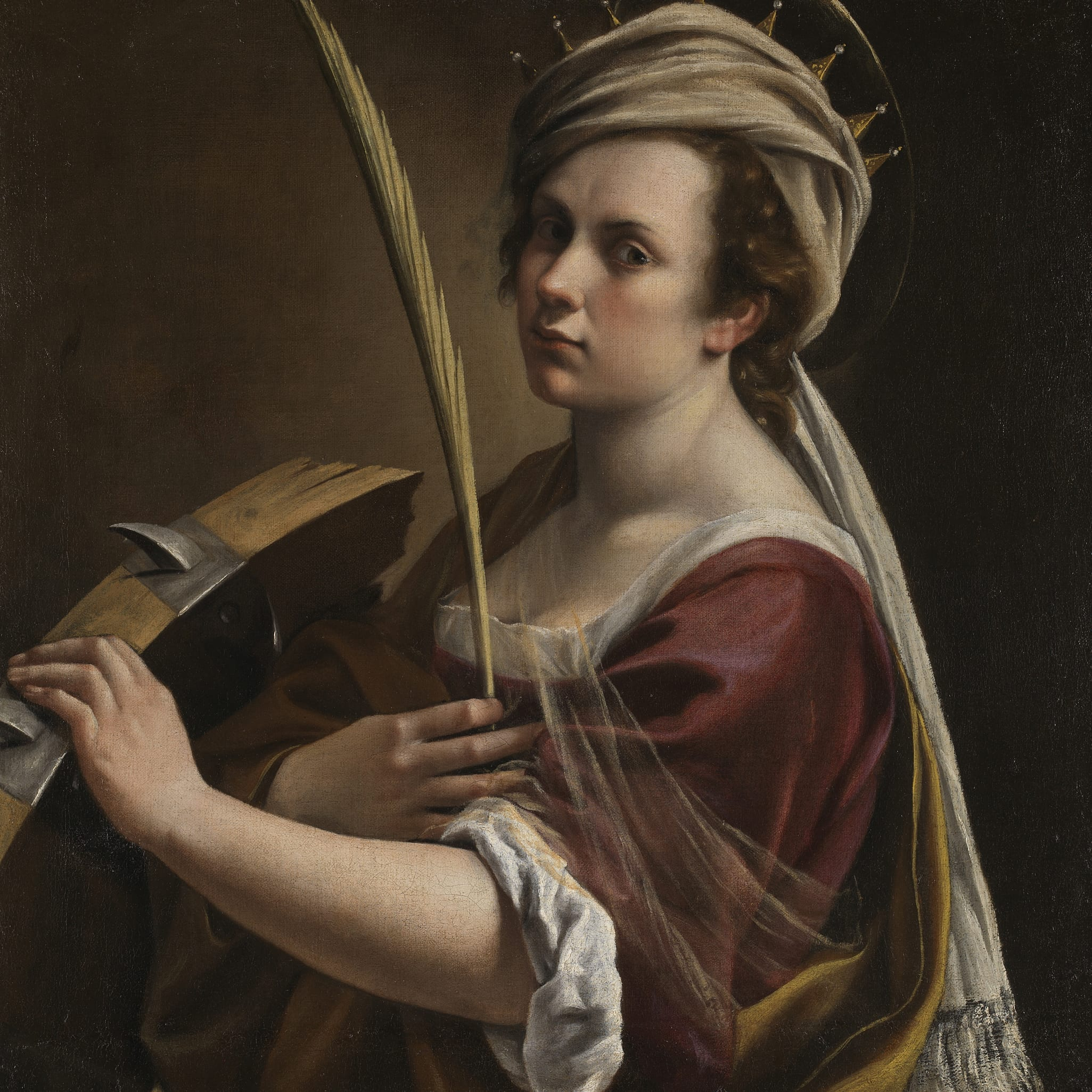 Artemisia. Выставка работ Артемизии Джентилески